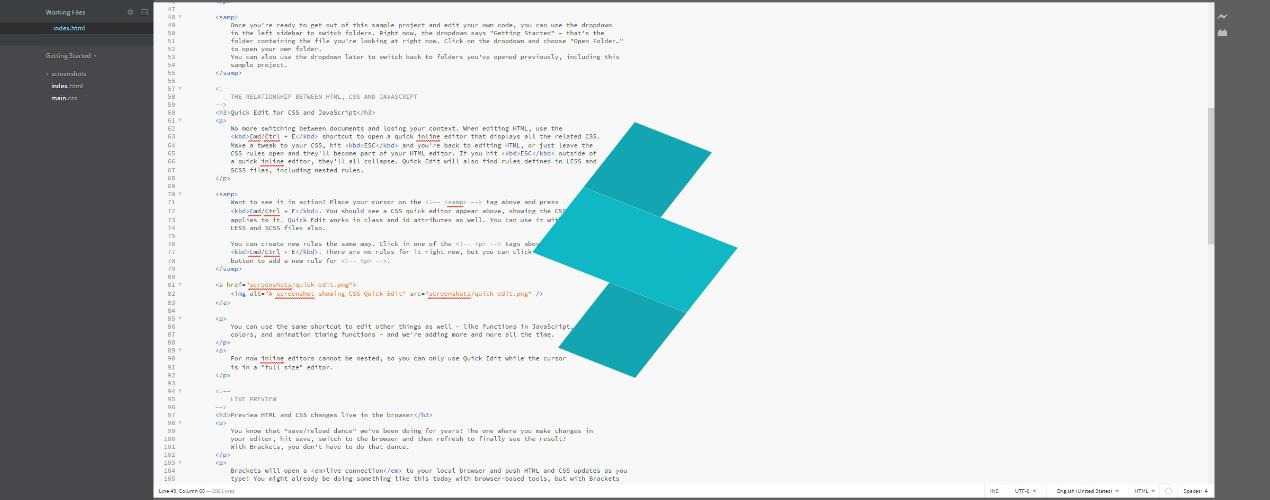 Installing Linguistics for Adobe Brackets